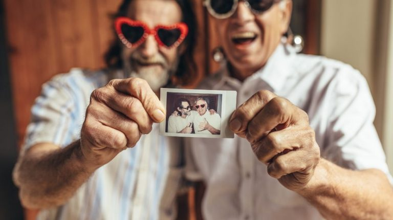 two happy old man canva   feature   5 Ways We Are Aging Better Than Before