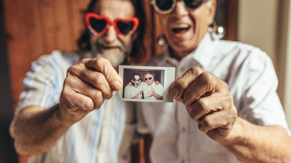 two happy old man canva | feature | 5 Ways We Are Aging Better Than Before
