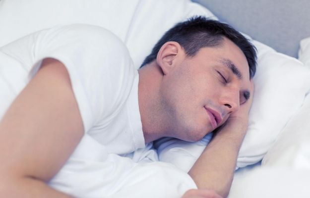 a man is sleeping | Get Enough Rest and Sleep |