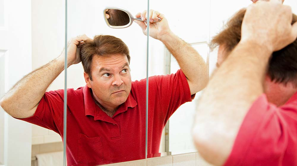 How to Tell if Your Hair is Thinning   Feature   How to Tell if Your Hair is Thinning