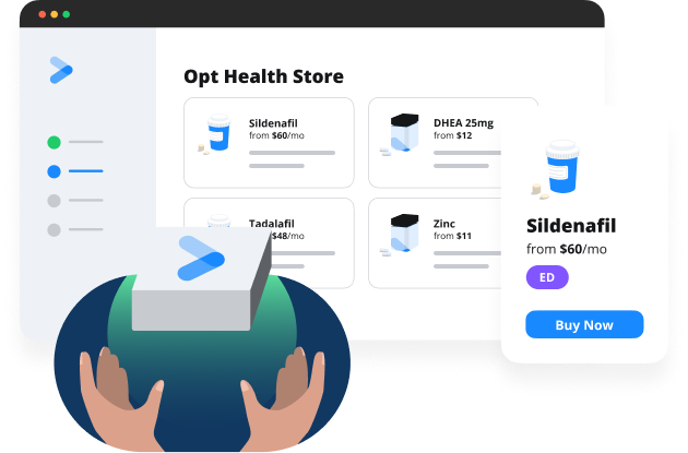 Opt Health Store