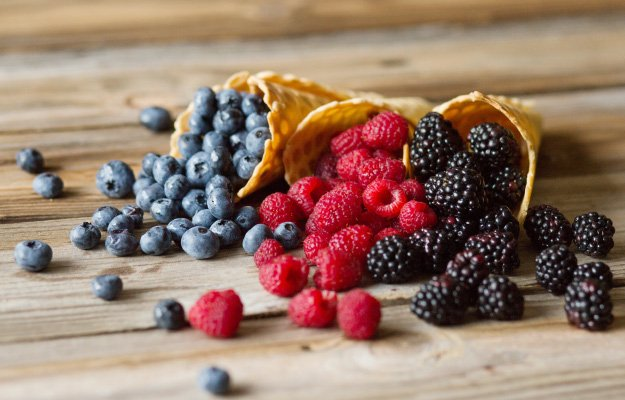 BERRIES | Eat These Foods to Lower Blood Pressure