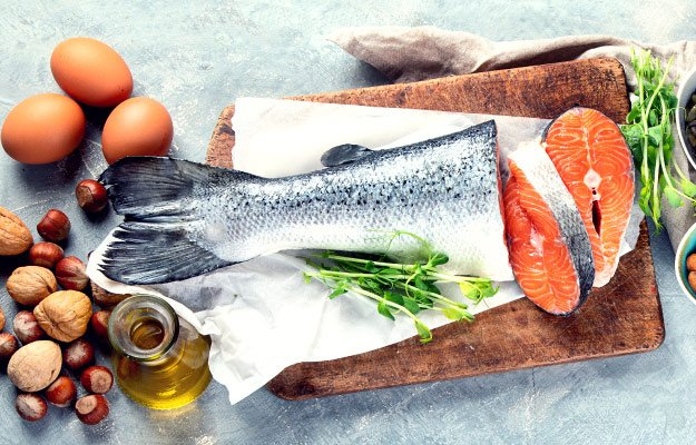 FISH-HIGH-IN-OMEGA-3 | Eat These Foods to Lower Blood Pressure