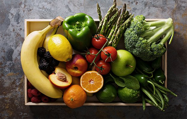 Fruits and vegetables | Alopecia Areata: Causes, Symptoms, & Treatments
