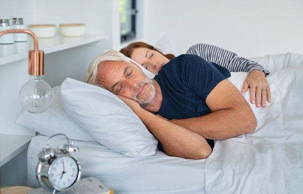 Man-sleeping-on-comfortable | What Is Ibutamoren MK-677?