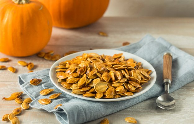 PUMPKIN-SEEDS | Eat These Foods to Lower Blood Pressure