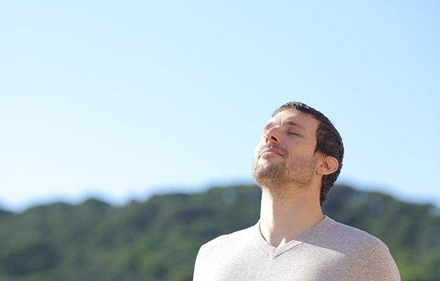 A happy healthy man_benefits | Why Your Gut Microbiome Is Vital to Your Health