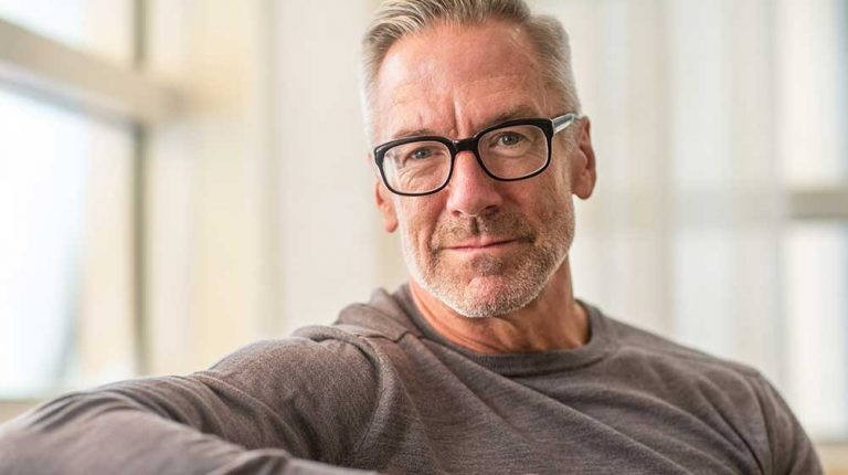 Healthy-older-man | feature | Why NAD+ Levels Decline as You Age and How to Restore It