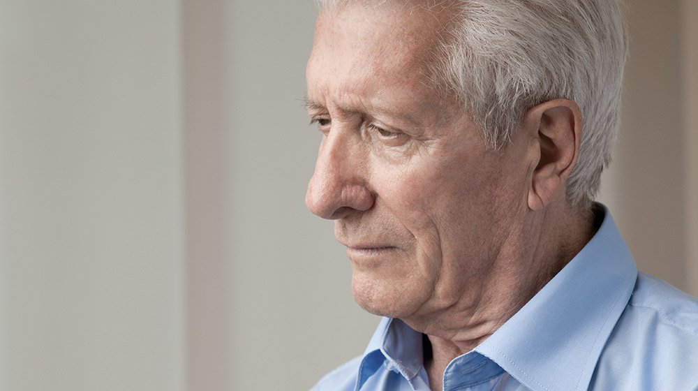 A senior man upset and stress   Feature   9 Tell-Tale Signs of Nutrient Deficiency in Older Adults