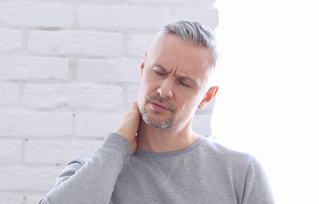 A tired middle aged man | 6 Ways To Battle Sarcopenia (Muscle Loss) And Become Physically Fit
