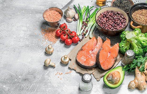 Healthy food ingredient   9 Tell-Tale Signs of Nutrient Deficiency in Older Adults